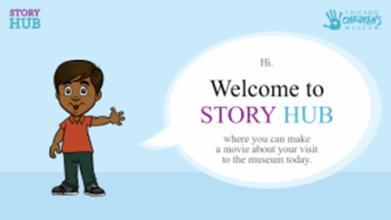 Welcome to Story Hub